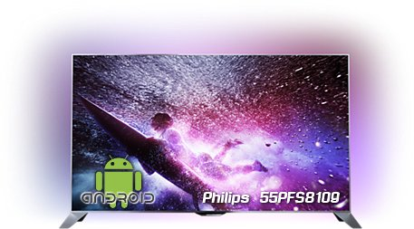 philips 55fps8109