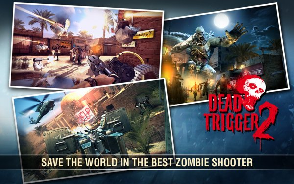 dead trigger 2 in game