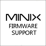 minix firmware support
