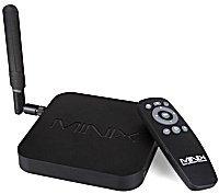 minix neo x8 box