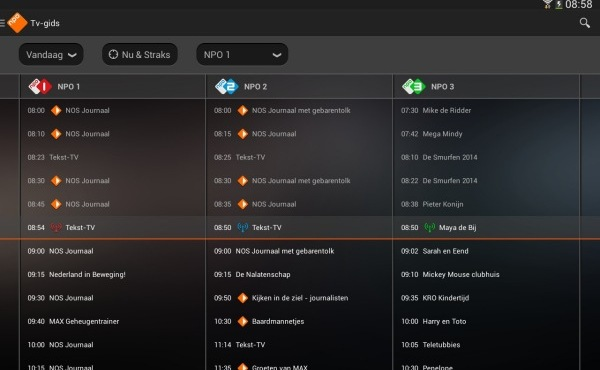 npo app android tv