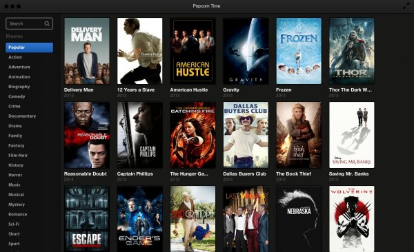popcorn time android tv
