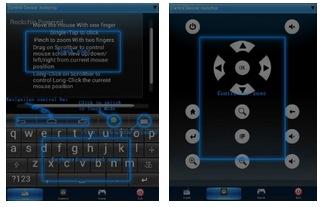 rockchip remote app