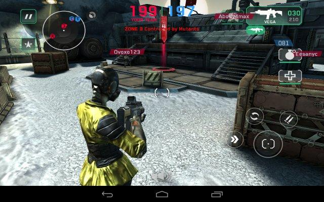 shadowgun deadzone gameplay
